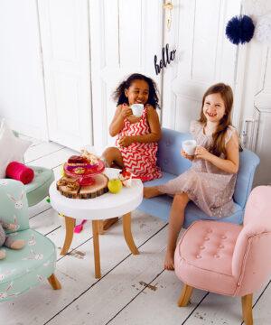 IMG 6526 300x360 - Fotel dla dziecka brudny błękit