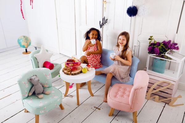 IMG 6526 600x400 - Fotel dla dzieci szary welur