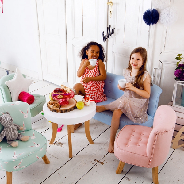 IMG 6526 600x600 - Fotel dla dziecka brudny róż