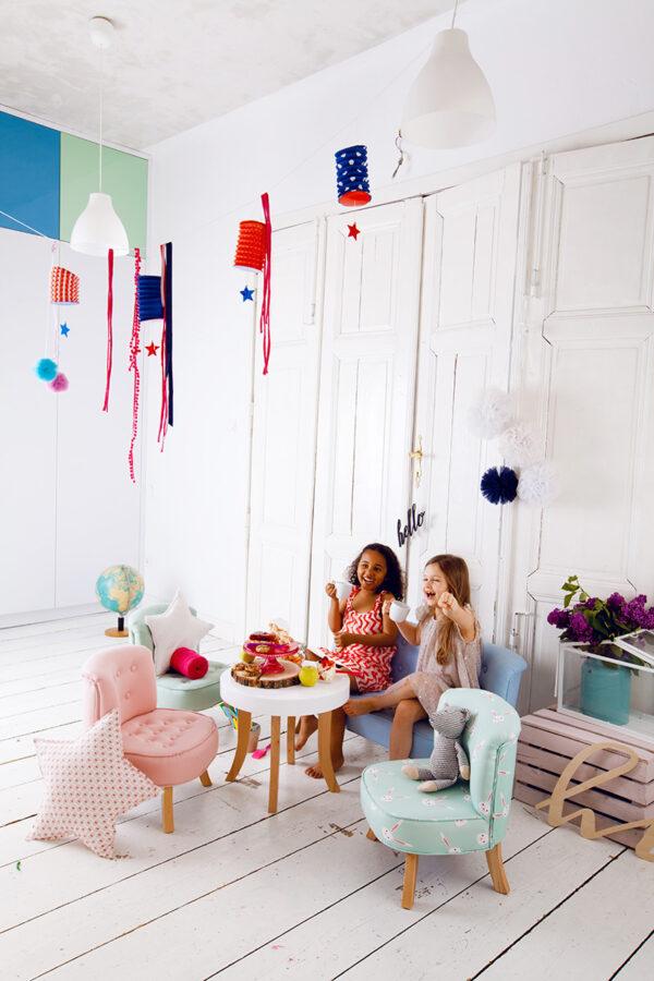 IMG 6533 600x900 - Fotel dla dzieci szary welur