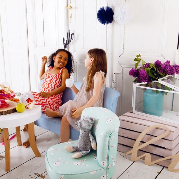 IMG 6537 600x600 - Fotel dla dziecka brudny róż