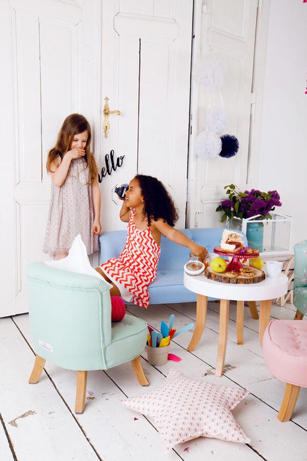 IMG 6572 600x900 - Fotel dziecięcy karmelowy róż