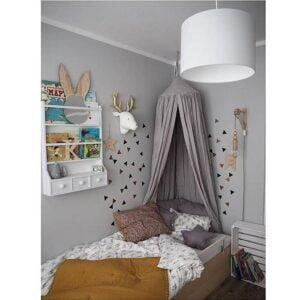Jak1lmYg 300x300 - Szara lampa wisząca do pokoju dziecka