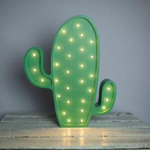 Lampka kaktus do pokoju dziecka