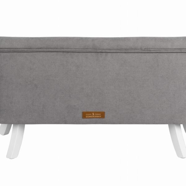 Tyl sofa szary misiaczkowy krotkie biale 600x600 - Szara sofa dla dziecka