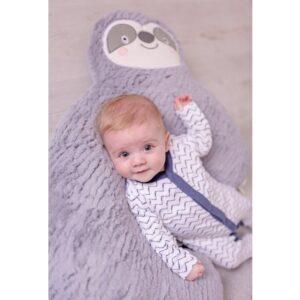 bizzi growin leniwiec poduszka ciazowa do karmienia lezakowania i nauki siadania 3 300x300 - Poduszka ciążowa leniwiec
