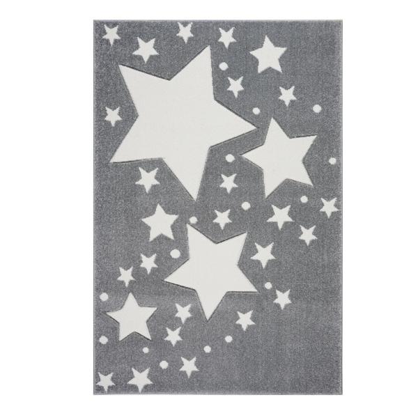 Dywan z gwiazdkami do pokoju dziecka