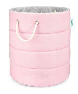 Kosz na zabawki pink