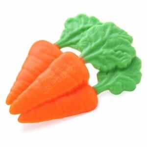 Gryzak na ząbkowanie marchewka