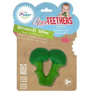 Gryzak na ząbkowanie brokuł