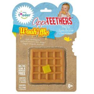 little toader appeteethers waah ffle gryzak gofr 2 300x300 - Gryzak na ząbkowanie gofr