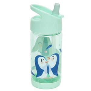 Bidon dla dzieci słoń i pingwiny