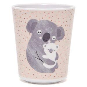 Kubek dla dziecka z melaminy koala