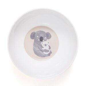 petit monkey miseczka z melaminy koala 2 300x300 - Miseczka dla dzieci koala