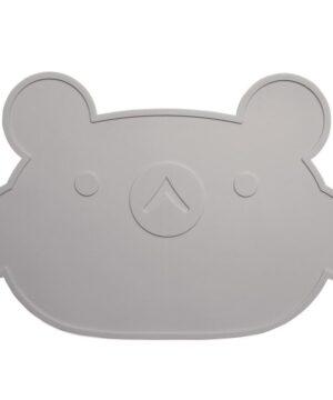 Podkładka pod talerz dla dziecka szara