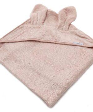 ręcznik z uszami różowy