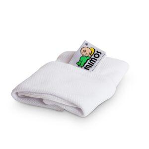 Poszewka na poduszkę Mimos XS biała