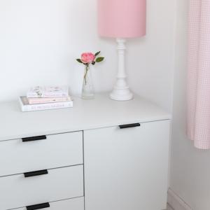 Lampa stojąca do pokoju dziecka pink