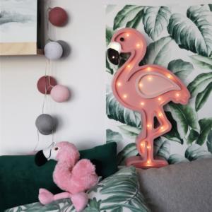 Lampka dekoracyjna flaming