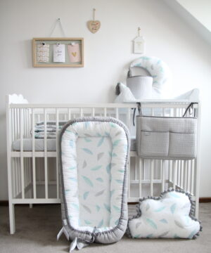 IMG 0866 300x360 - Pościel niemowlęca 90x120 Plumes