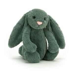 Przytulanka Królik zielony 31 cm