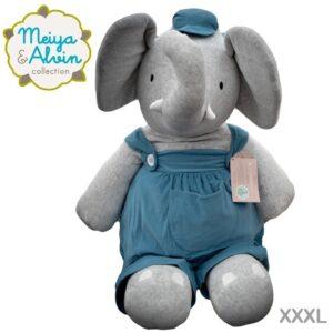 Wielka lalka przytulanka Słoik Alvin