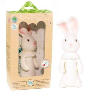 Gryzak organiczny dla niemowląt króliczek