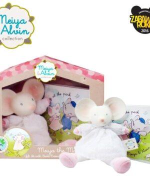 Babyshower Set zestaw myszka Meiya & Alvin