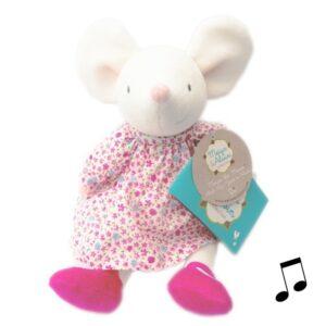 meiya alvin meiya mouse musical lulluby doll with soft head 2 300x300 - Mięciutka lalka myszka z kołysanką