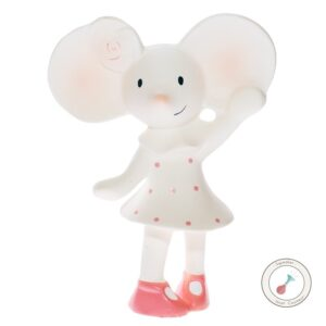 Gryzak organiczny dla niemowląt myszka