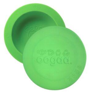 Miseczka dla dzieci z pokrywką zielona