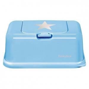 Pudełko na chusteczki blue star
