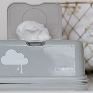 Pojemnik na chusteczki Cloud
