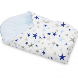 Rożek niemowlęcy Blue Stars