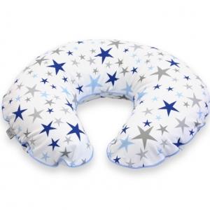 Poduszka do karmienia Blue Stars