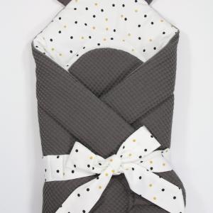 IMG 6958 300x300 - Rożek niemowlęcy Sweet Confetti