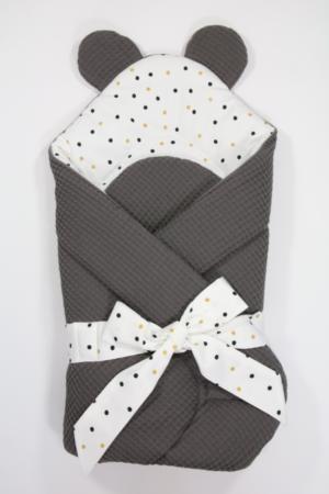 IMG 6958 300x450 - Rożek niemowlęcy Sweet Confetti