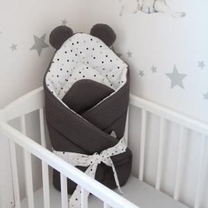 Rożek niemowlęcy Sweet Confetti