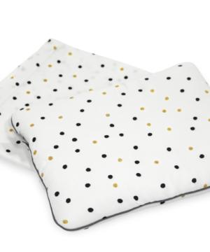 Otulacz z płaską poduszką Confetti