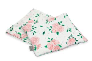 Otulacz z płaską poduszką Roses