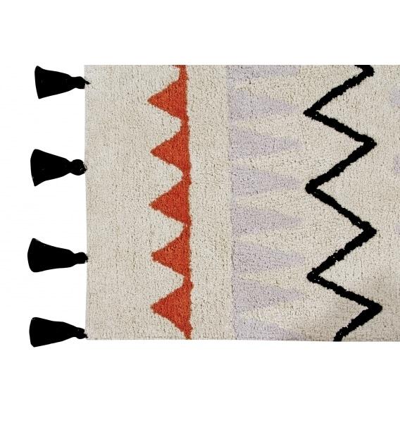 Dywan dziecięcy Azteca Terracota