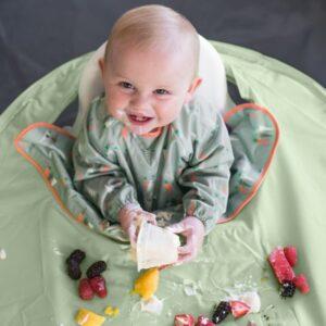 blw tidy tot kit sage green zestaw do nauki jedzenia metoda blw 5 300x300 - Zestaw do nauki jedzenia Sage Green