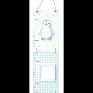 Miarka wzrostu dzieci Pingwinek