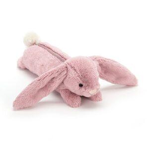 Piórnik przedszkolaka królik różowy
