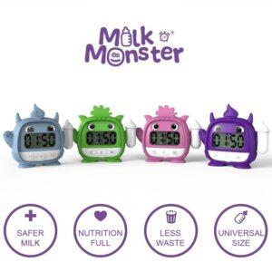 Milk Monster strażnik mleka fioletowy