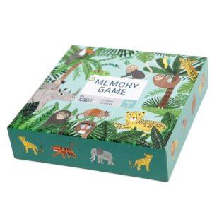 Gra dla dzieci Memory Jungle Animals
