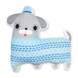Poduszka piesek z BIO bawełny