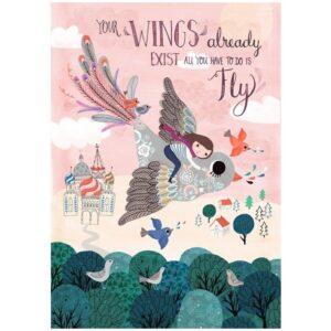 Plakat dziecięcy Your Wings
