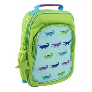 Plecak przedszkolaka w krokodyle