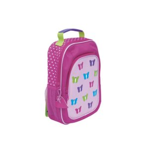 Plecak przedszkolaka w motyle